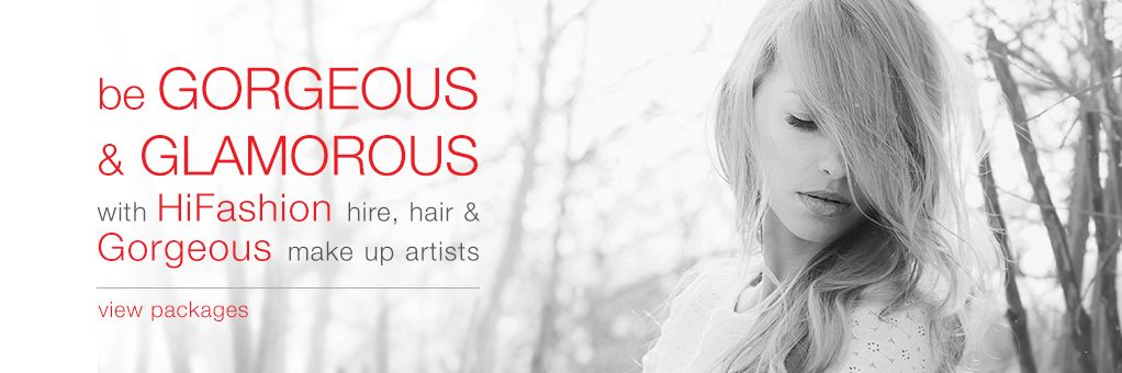 Taupo hair and makeup artist
